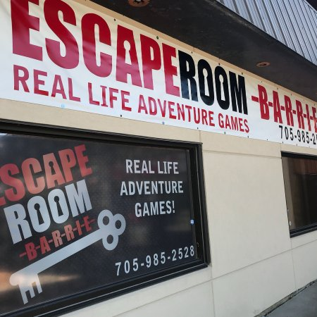 ‪Escape Room Barrie‬