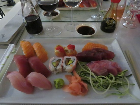 Willoughby & Co: Sushi