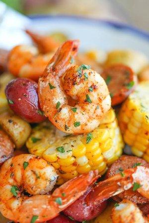 Burton, OH: Fall Seafood Boils