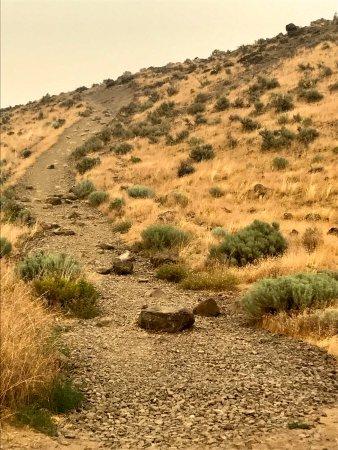 Ephrata, WA: The climb!
