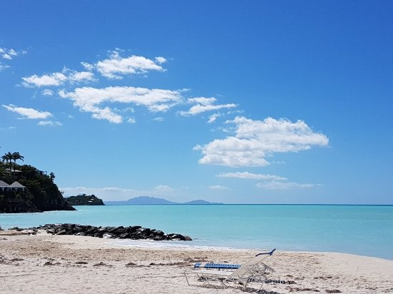 Nice beach and good location