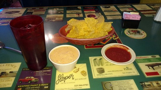 San Angelo Mexican Food Restaurants