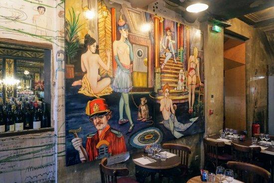 Le Delaville Cafe Paris