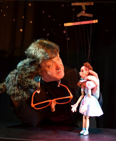 "Lancaster Marionette Theatre : ""Wizard of OZ"""