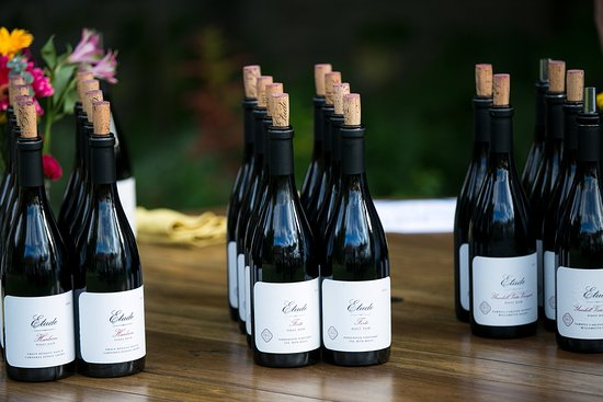 Napa Valley, CA: Pinot Noir Tasting Event