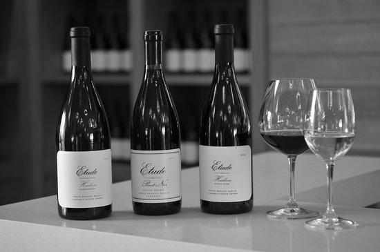 Napa Valley, CA: Grace Benoist Ranch wines