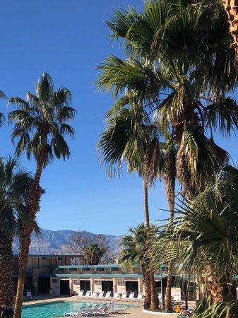 Desert Hot Springs Spa: From the room