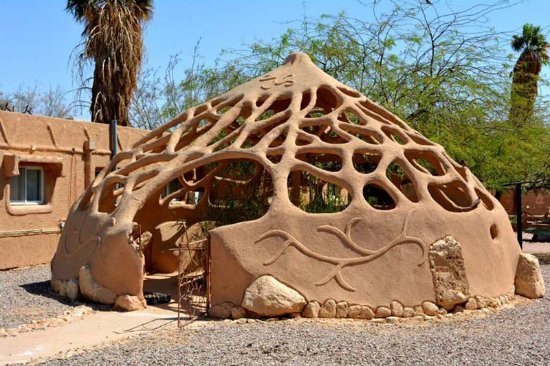 Kibbutz Lotan Desert Inn Photo