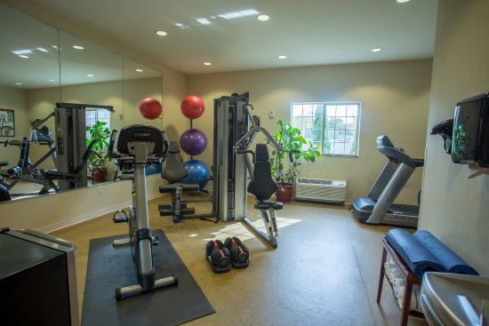 Best Western Plus Vineyard Inn & Suites: State-of-the-art Fitness Facility