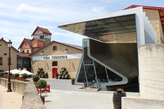 Bodegas Lopez de Heredia Vina Tondonia