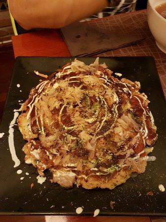 Vera cucina tipica giapponese