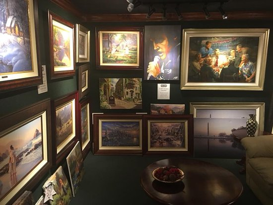 Masters Editions Village Gallery