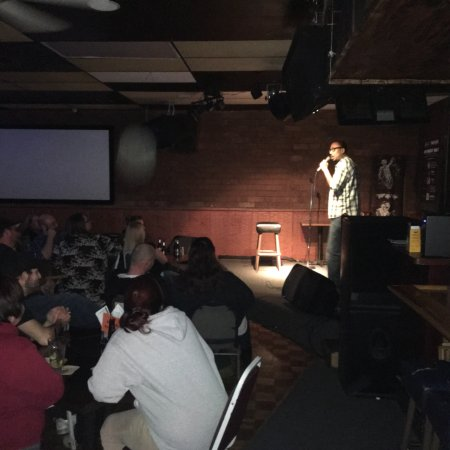 Mac Club Comedy