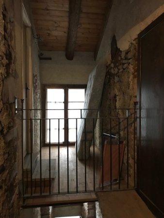 Frabosa Soprana, Italia: pianerottolo camera