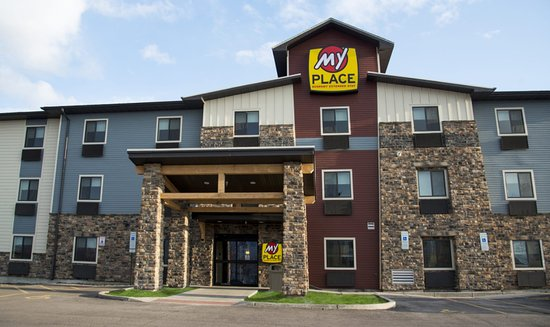 My Place Hotel-Sioux Falls