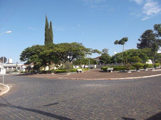 Pracinha do Interior - Avaliações de viajantes - Praça Siqueira ...