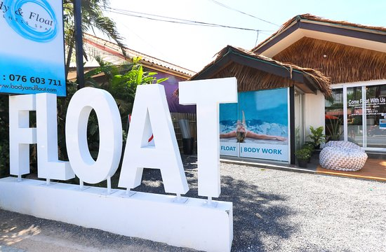 Rawai, Thailand: Float centre
