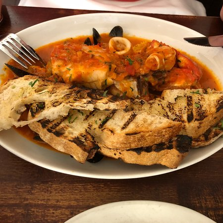 Cook St Helena Restaurant Menu