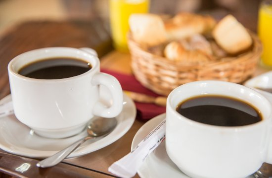 Aguas Dulces, Uruguay: Coffee