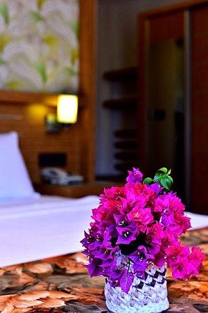Parkim Ayaz Otel: Bedroom