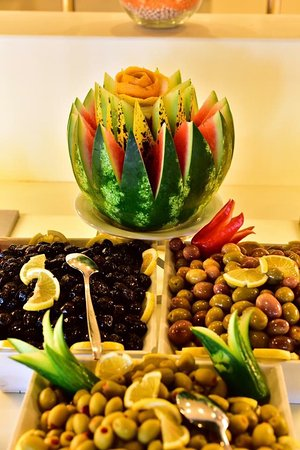 Parkim Ayaz Otel: Food