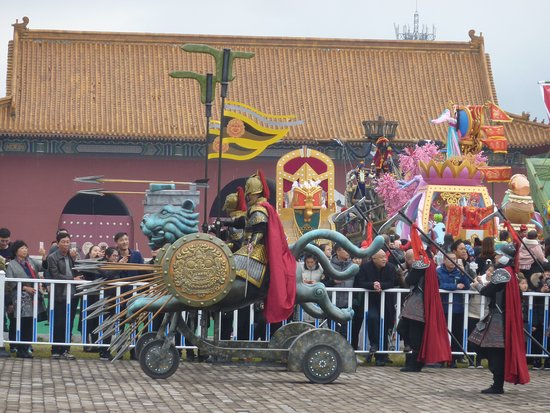 Hengdian World Studios March 2017