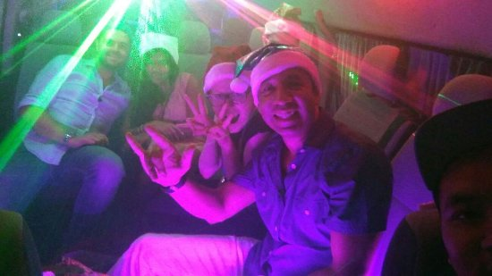 VIP NightLife Entertainment Sg - dParty Bus