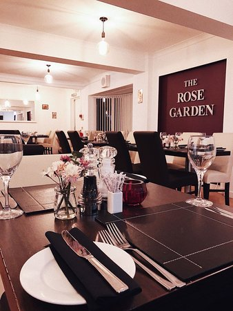 Rose Garden Restaurant Leigh On Sea