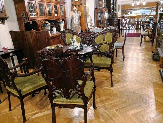 House of Hungarian Art Nouveau (Magyar Szecesszió Háza): My choice