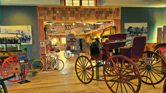 Image result for northwest carriage museum