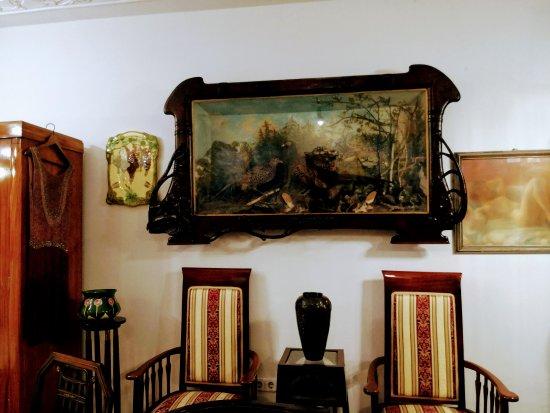 House of Hungarian Art Nouveau (Magyar Szecesszió Háza): That particular picture