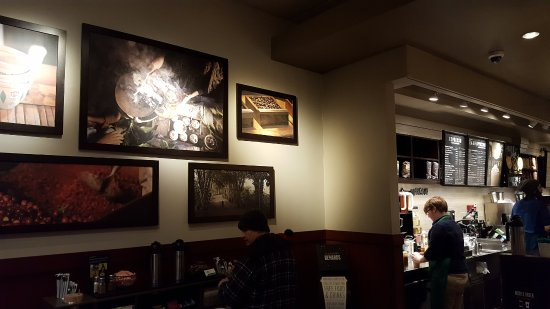 Wall Art - Picture of Starbucks, Manchester - TripAdvisor