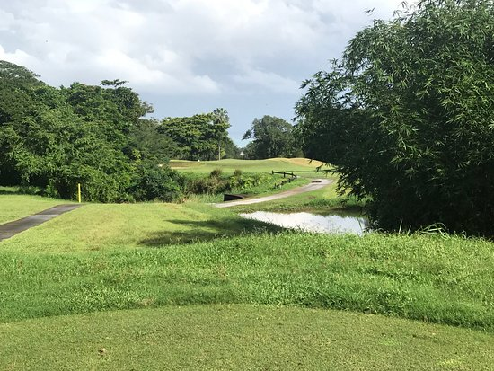 Runaway Bay Golf Club: 170 par 3