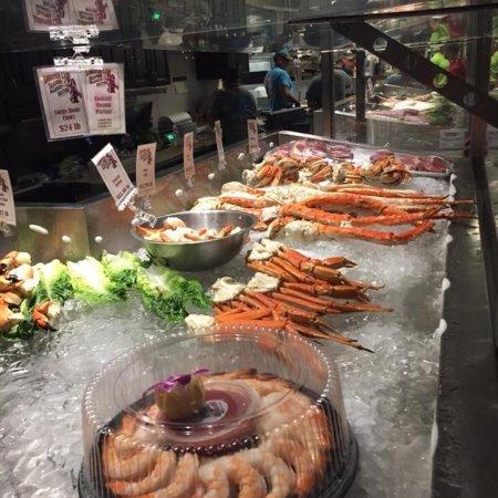 Lobster lady seafood market bistro cape coral menu for Florida fish market