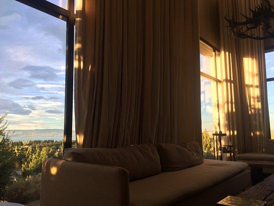 Quarto casal bild fr n esplendor hotel el calafate el for Hotel unique luxury calafate tripadvisor