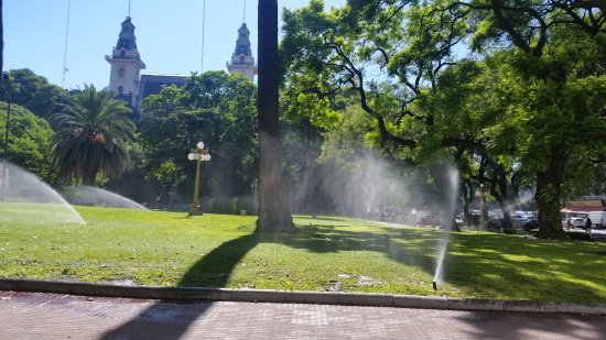 Plaza de Armas Ejercito Argentino