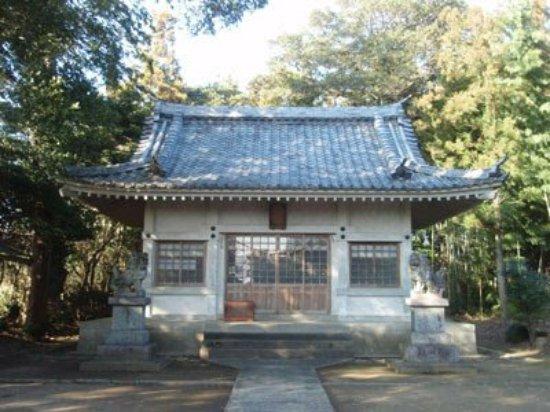 Toyokawa, Jepang: 篠田神社