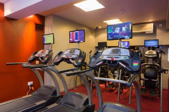 Westhill, UK: Health club