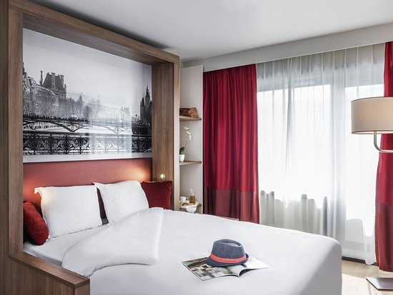 Adagio Paris Bercy Village : Guest room