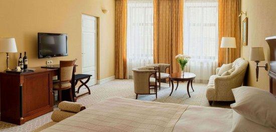 Leopolis Hotel: Guest room