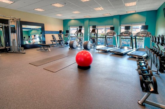 Hampton Inn & Suites Destin: Health club