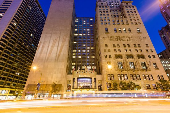 InterContinental Chicago Magnificent Mile: Exterior