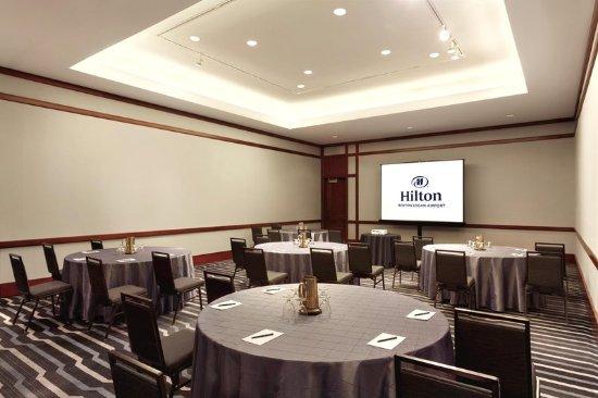Hilton Boston Logan Airport: Meeting room