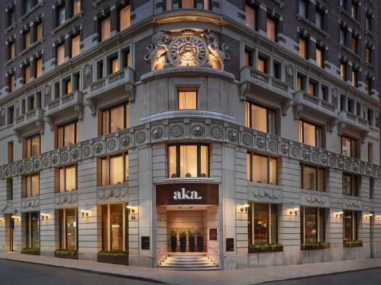 AKA Wall Street Hotel