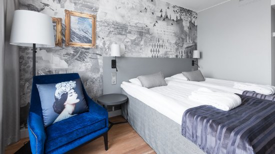 Scandic Kuopio: Guest room