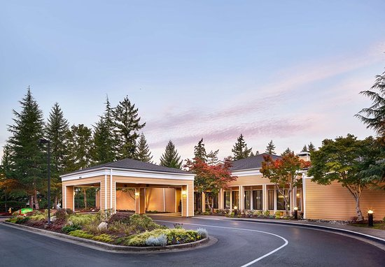 Courtyard Seattle Bellevue/Redmond : Exterior