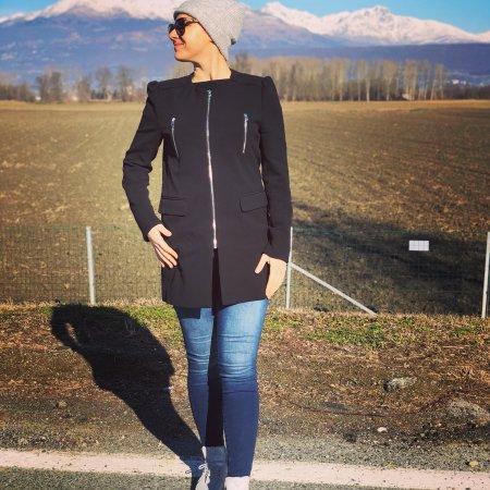 Albiano d'Ivrea, Italia: Красивые горы, солнышко светит, радость то какая!