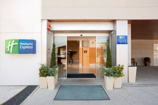 Holiday Inn Express Alcobendas: Exterior