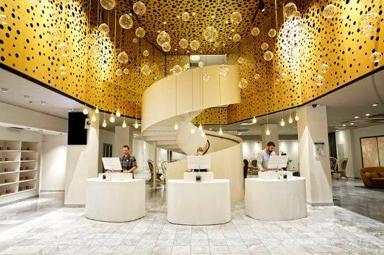Hotel C Stockholm: Lobby