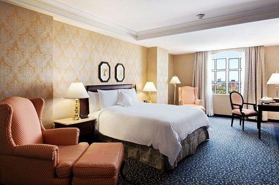 Hilton Princess Managua: Guest room